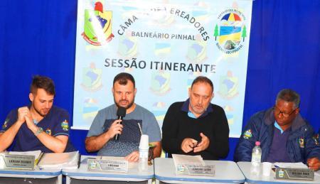 Sessão Ordinária Itinerante - Sindipolo
