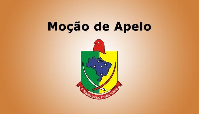 Moção de Apelo nº 004/2020